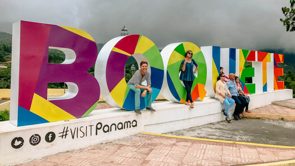 exploring panama by road trip