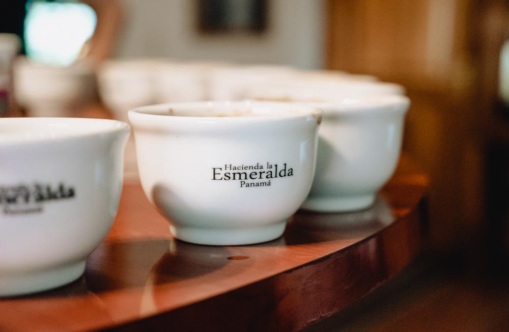 la Esmeralda geshia coffee