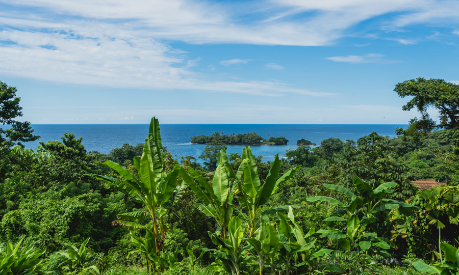 sailing and exploring bocas del toro