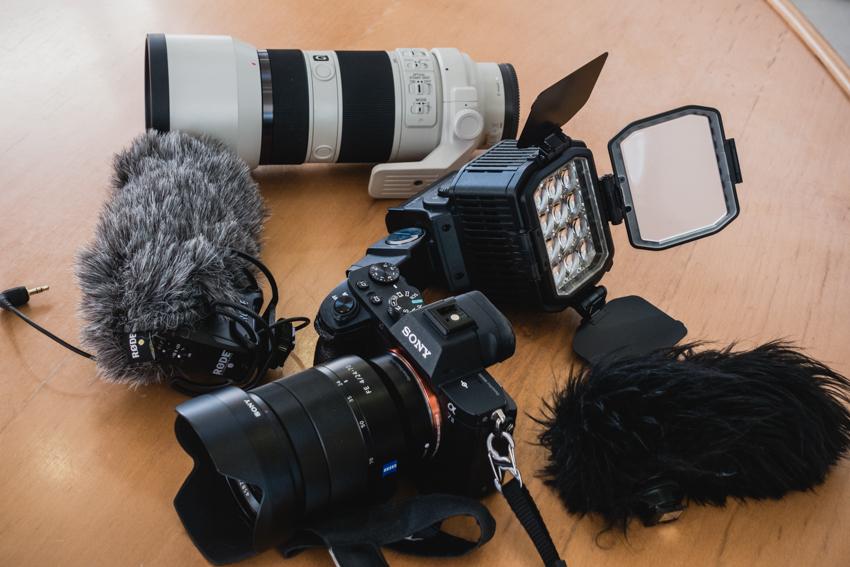 Best Travel Camera Gear