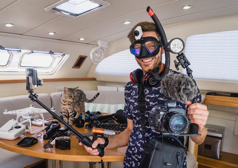 Best Travel and Underwater Camera Gear