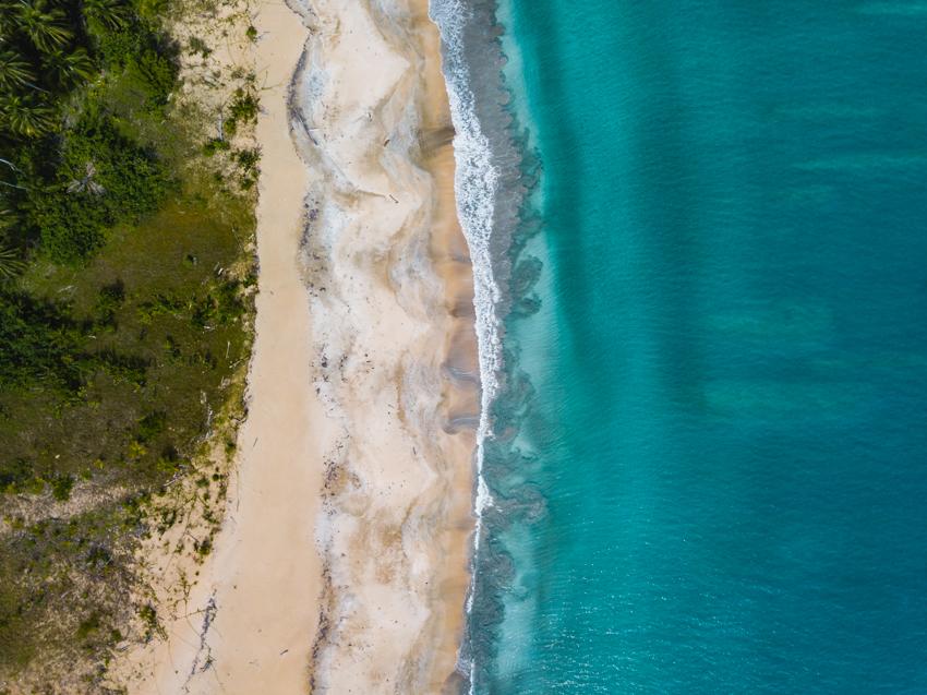 most beautiful island in panama