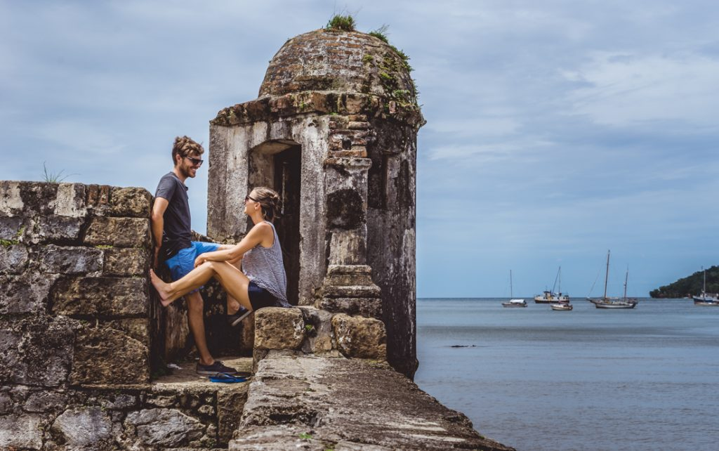 sailing and exploring portobelo panama