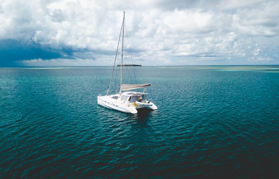 cruising life in san blas panama