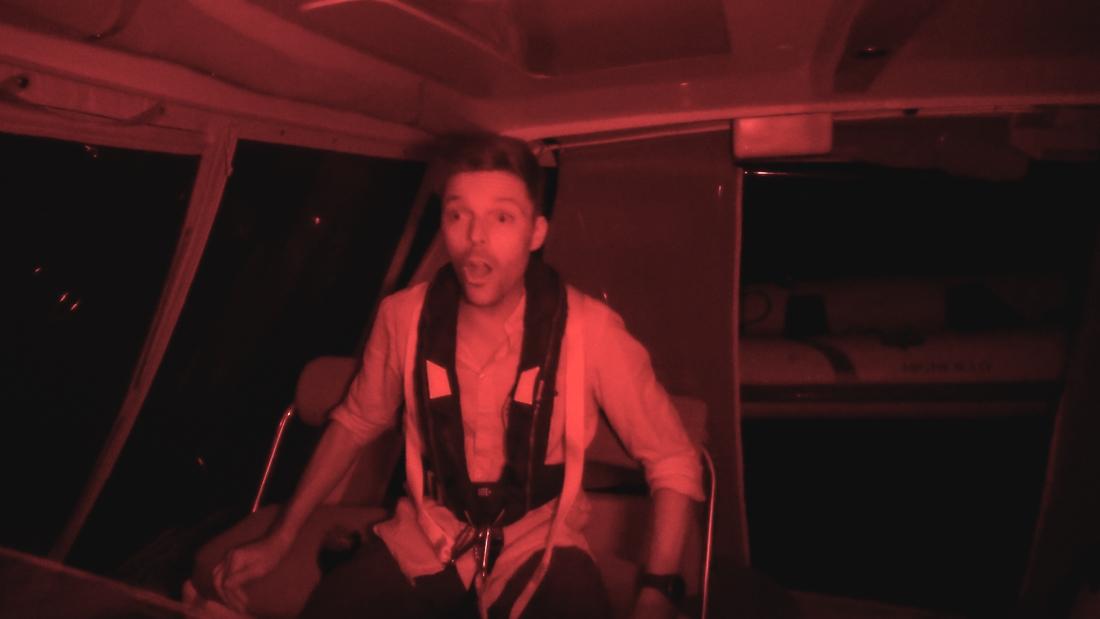 lightning scares on a sailboat