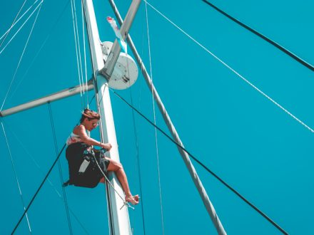 I Put These Pants on for Nothing – The Other Side of Sailing Life