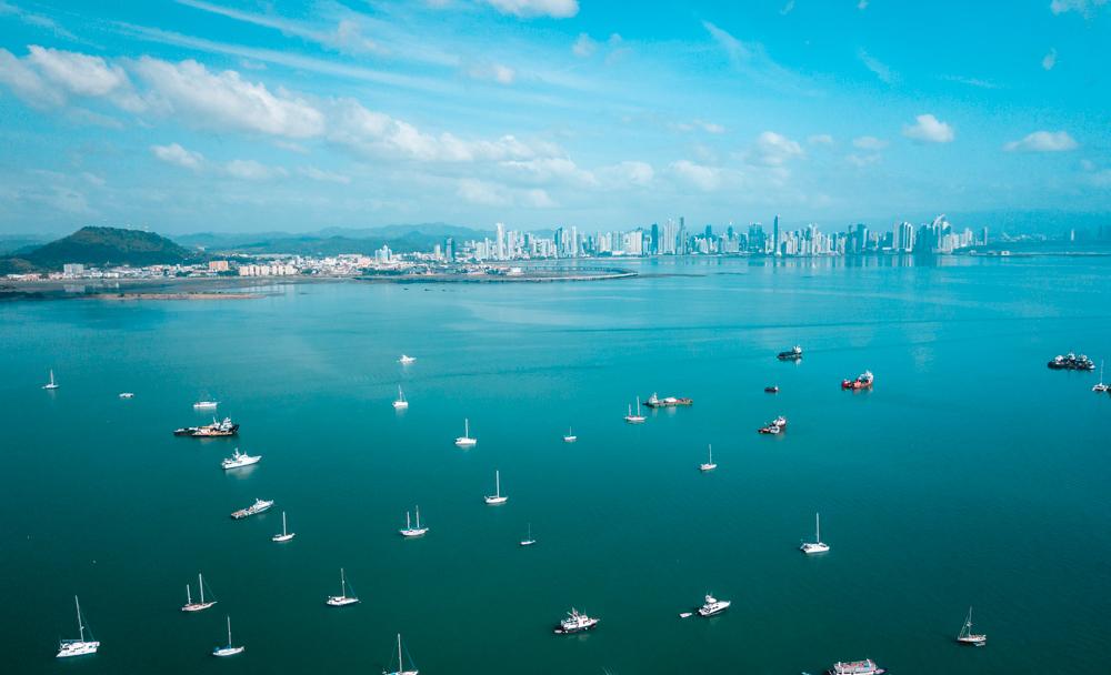 las brisas anchorage panama city