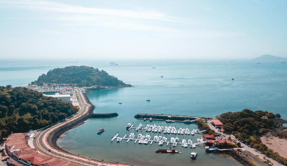 la playita anchorage panama city