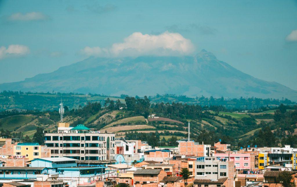 Ecuador road trip