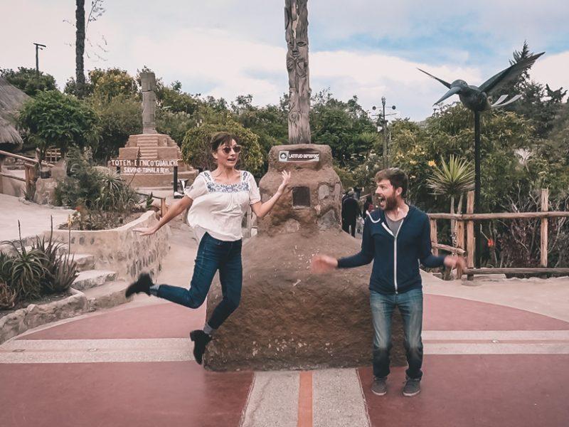 exploring ecuador