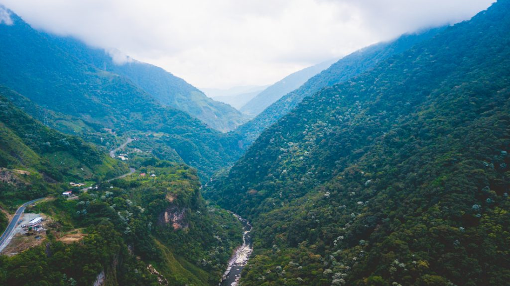 Banos Ecuador Adventure