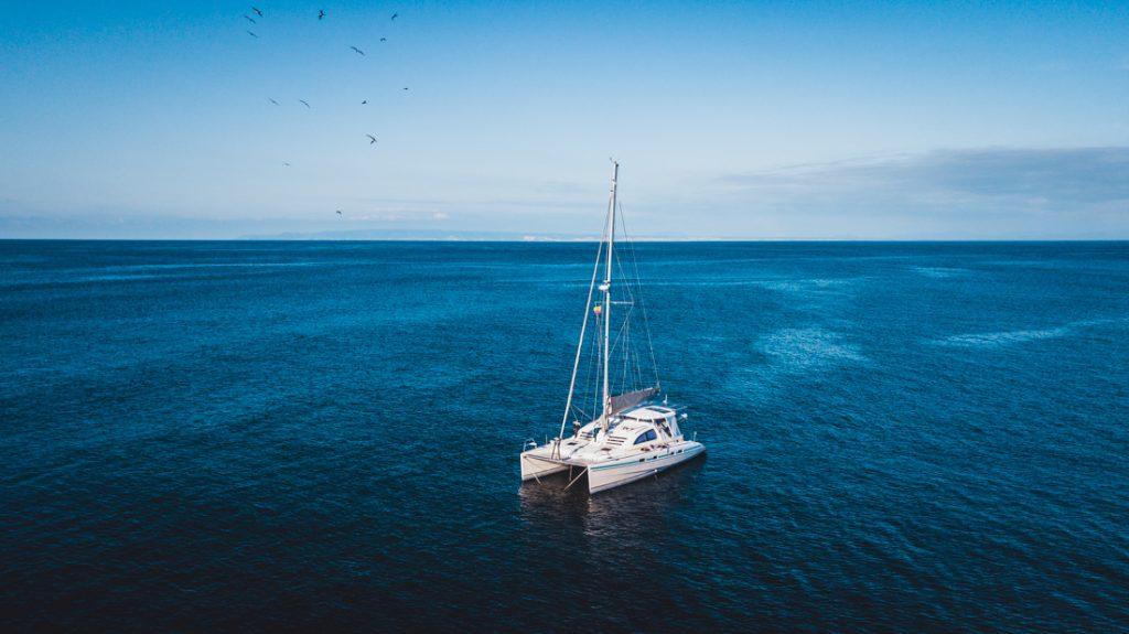 poor mans Galapagos sailing