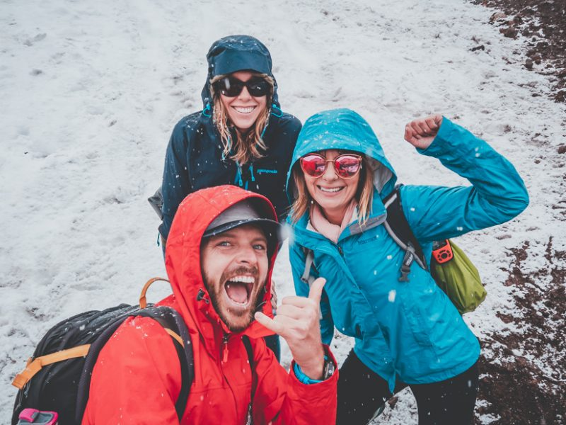 adventures in Cotopaxi Ecuador