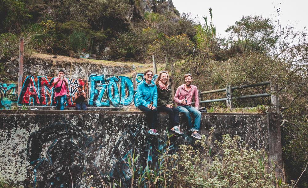 wynns road trip ecuador