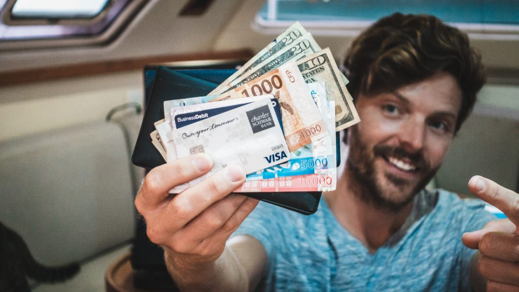 Managing Money While Traveling Around The World