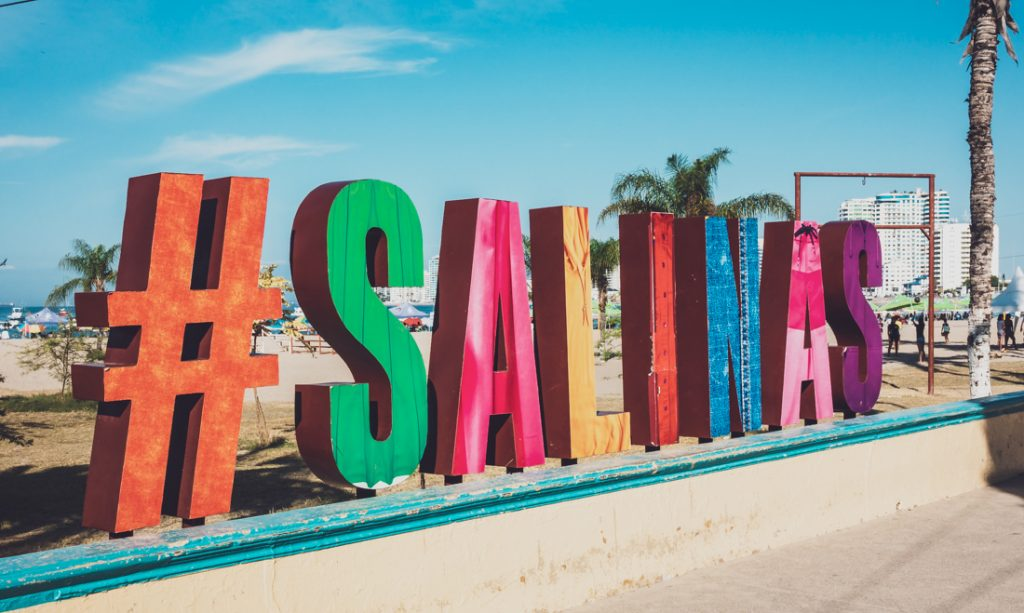sailing salinas ecuador