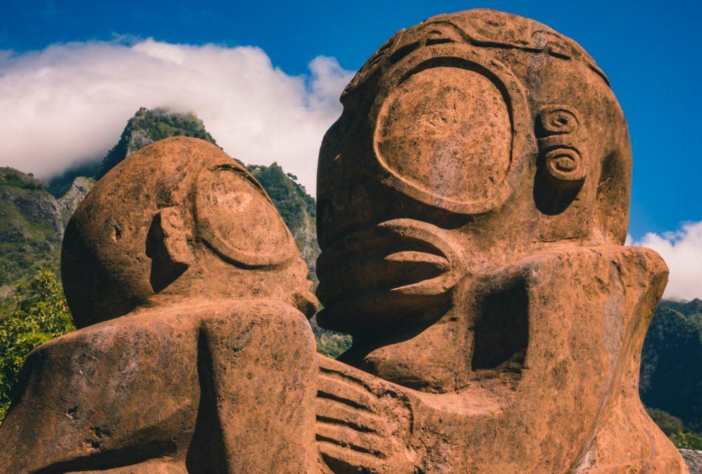 hiva oa marquesas, french Polynesia