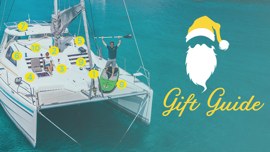 wynns gift ideas for sailors and travelers