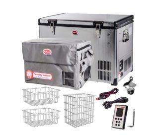 snomaster fridge freezer