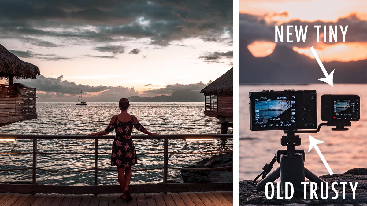 Best travel adventure camera