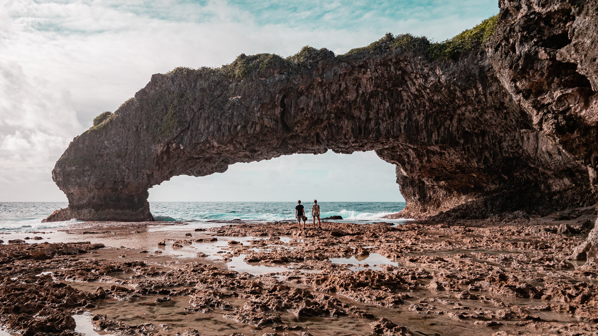 jason and nikki wynn exploring the most incredible island of niue