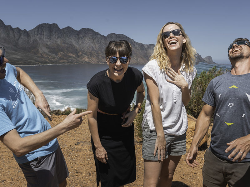 jason and nikki wynn exploring south africa with local friends kate and rufus