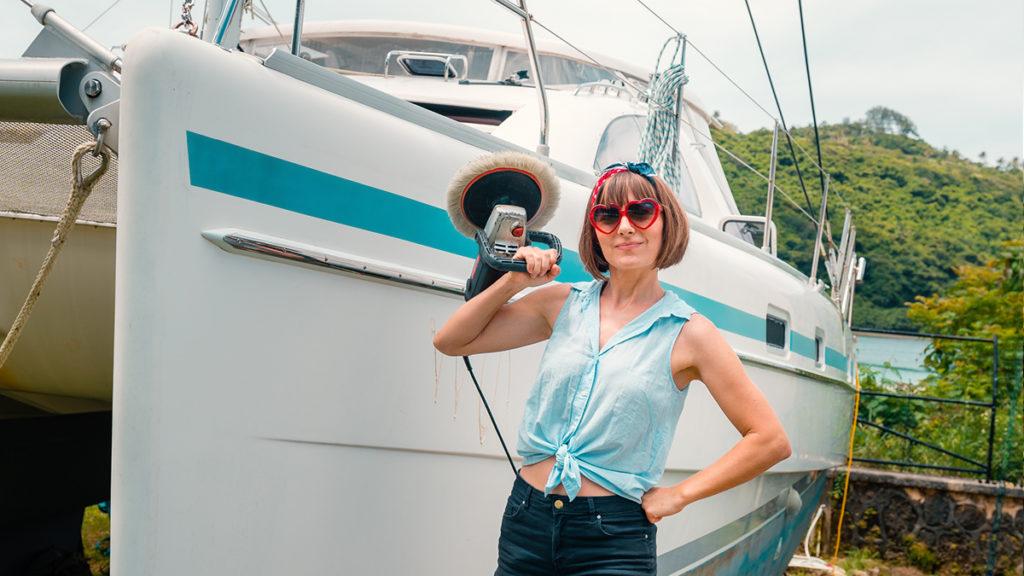 nikki wynn waxing curiosity the sailboat