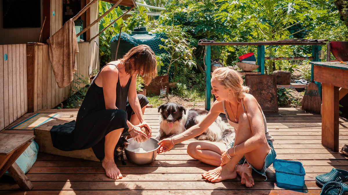 self sustainable living off grid